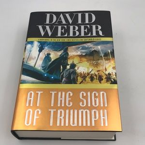 At The Sign of Triumph Book by David Weber